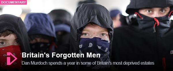 Britains forgotten men