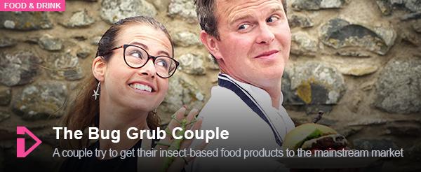 The Bug grub couple