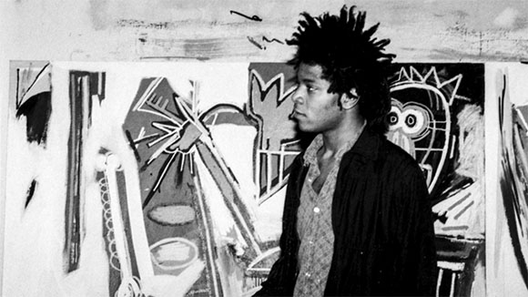 Basquiat - Rags to riches