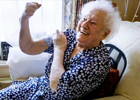 Life at100