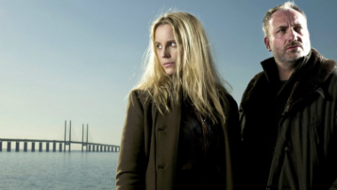 Saga Noren and Martin Rohde from the Bridge
