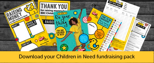 Children in Need pack