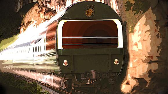 Graham Greene: Stamboul Train