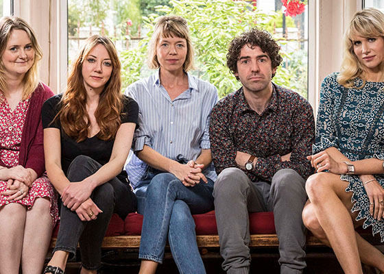 Writing Motherland - What makes a successful sitcom?