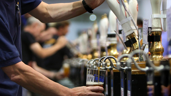 Why we're buying less beer