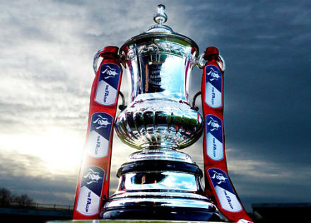 FA Cup Yeovil Town vs Manchester United