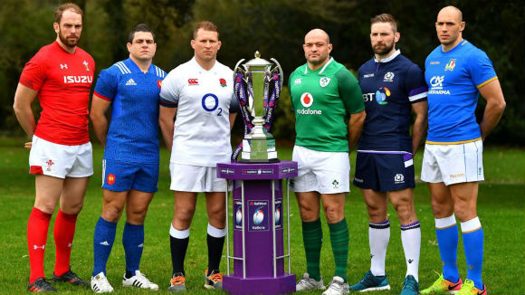 6 Nations this weekend