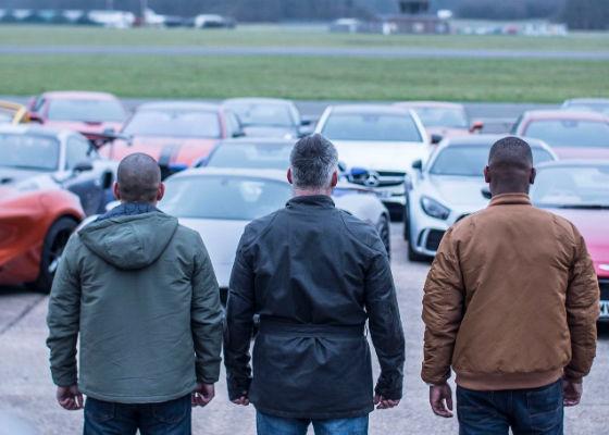 Top Gear is back